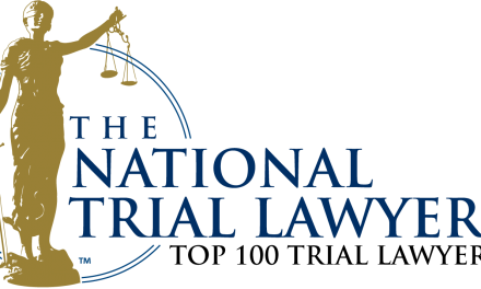 Top 100 California Lawyer by National Trial Lawyers 2019 Endorsement: Correen Ferrentino